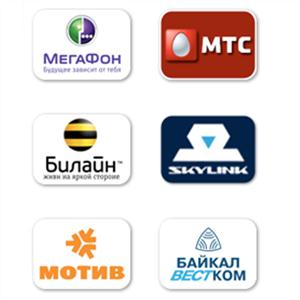 Операторы сотовой связи Кумертау