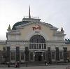 Железнодорожные вокзалы в Кумертау