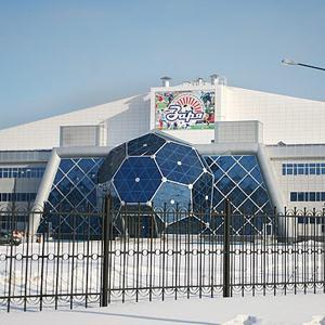 Спортивные комплексы Кумертау