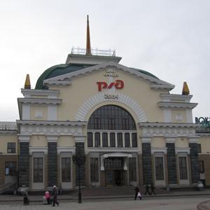 Железнодорожные вокзалы Кумертау
